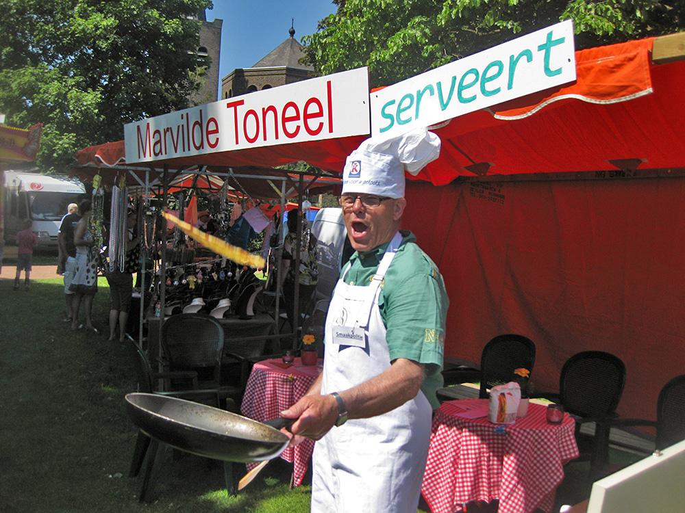Meimarkt 2012 - Marvilde Toneel Veldhoven