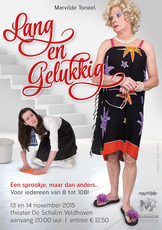 Lang en Gelukkig - Marvilde Toneel Veldhoven