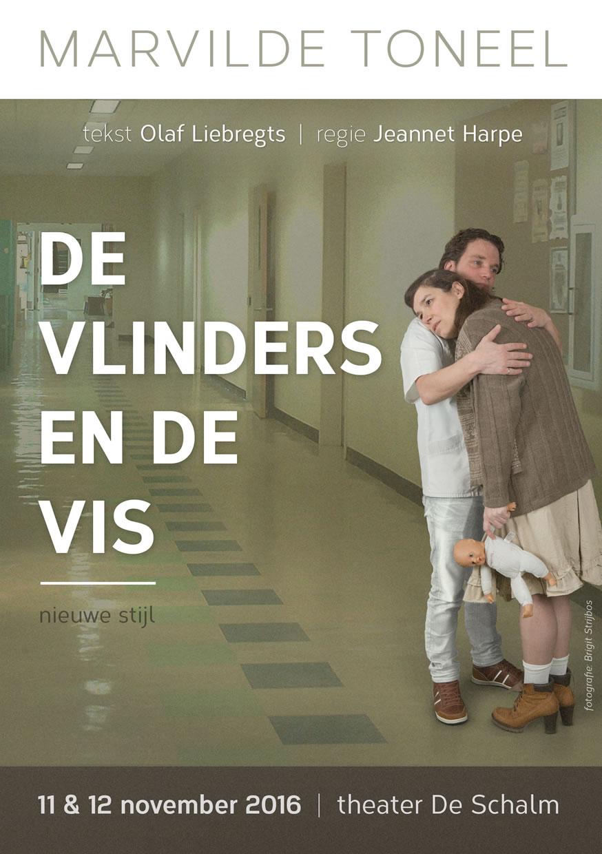 De Vlinders en de Vis - Marvilde Toneel Veldhoven